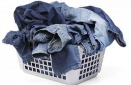 Стирка джинсов в машине: основные правила