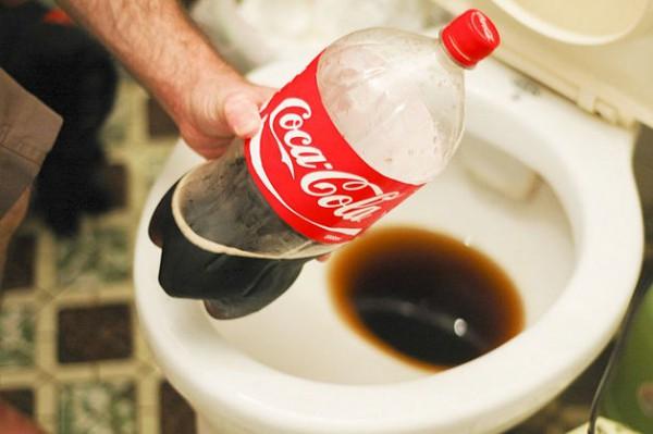 Бутылка Кока-Колы