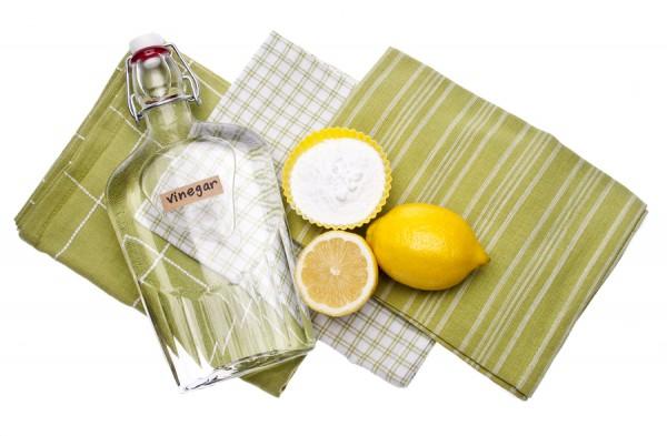 Уксус, лимоны и соль