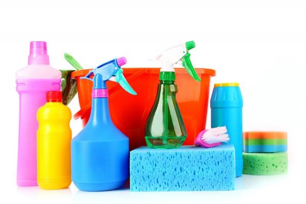 Средства для стирки и чистки
