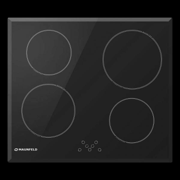 Рабочее пространство индукционной плиты