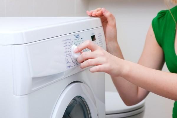 Настройка режима работы стиральной машины