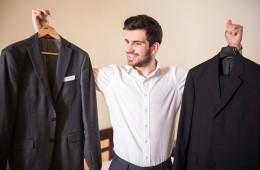 Как правильно стирать пиджак?