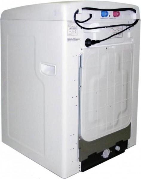 Задняя часть стиральной машины