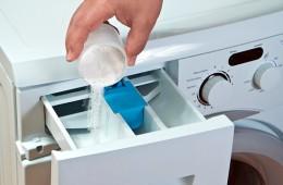 Как узнать, куда следует сыпать порошок в стиральной машине?