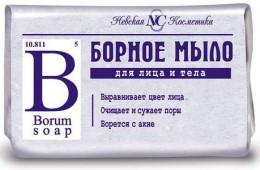 Борное мыло: полезные свойства и применение