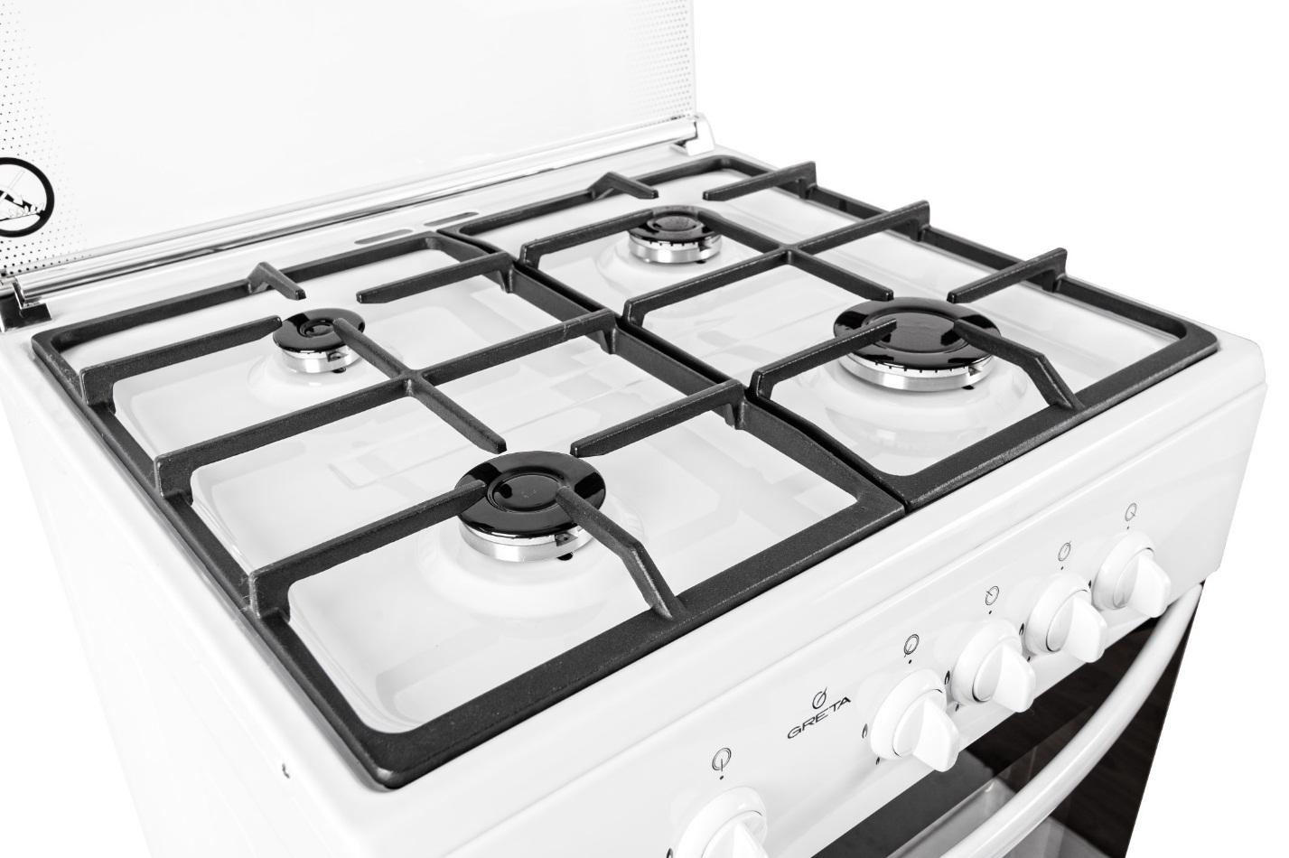 Чистка решетки газовой плиты от жира – лучшие способы