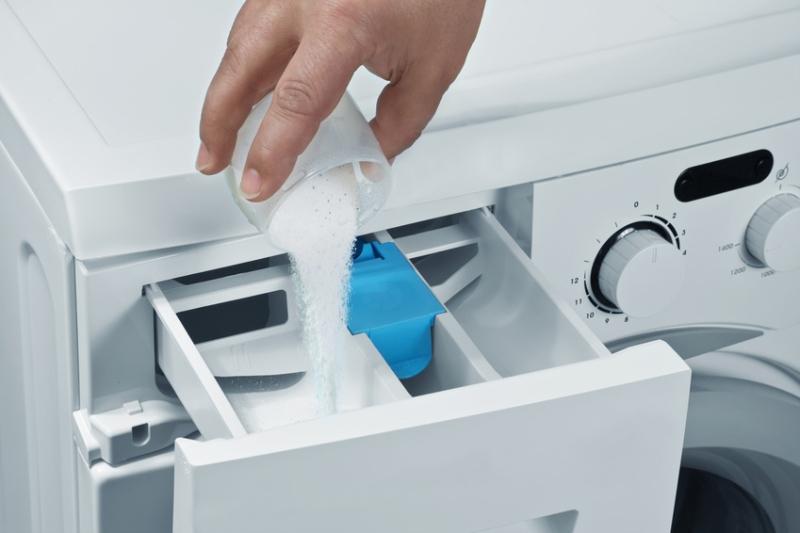 Почему остается порошок в стиральной машине после стирки