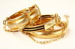 Чистка золота в домашних условиях
