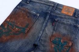 Как избавиться от ржавчины на одежде?