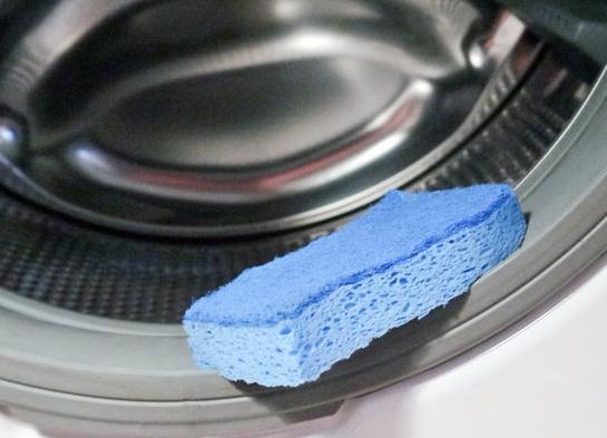Губка в стиральной машине