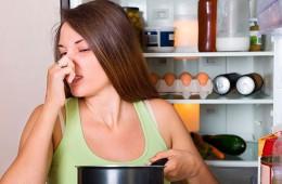 Неприятный запах из холодильника – как от него избавиться?