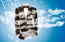 Способы сухой очистки одежды