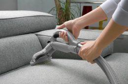Способы чистки кресла с тканевой обивкой