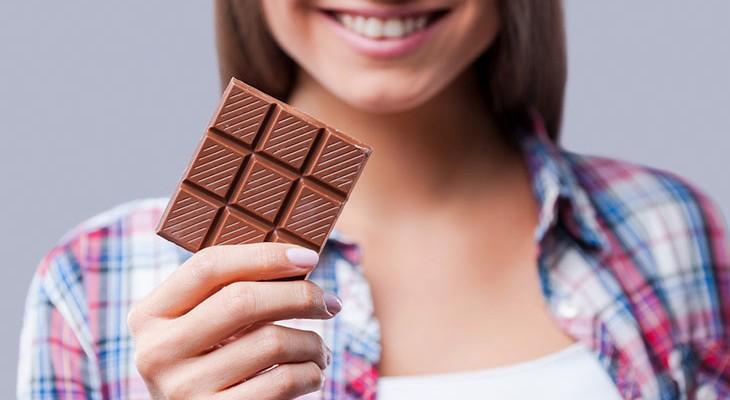 chocolates and mood