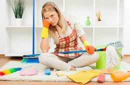 Как заставить себя начать уборку?