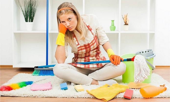 Как успеть сделать уборку дома