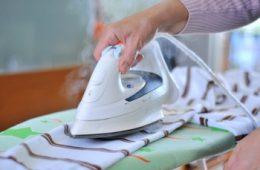 Гладим одежду правильно