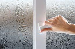 Как убрать повышенную влажность в квартире?