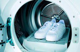 Возможна ли стирка кроссовок в стиральной машинке автомат?