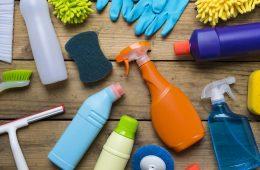Рецепты средств для уборки дома